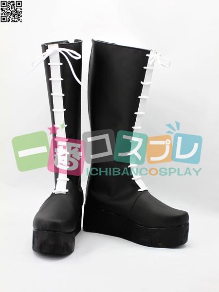 家庭教師ヒットマンREBORN! コロネロ コスプレブーツ/靴