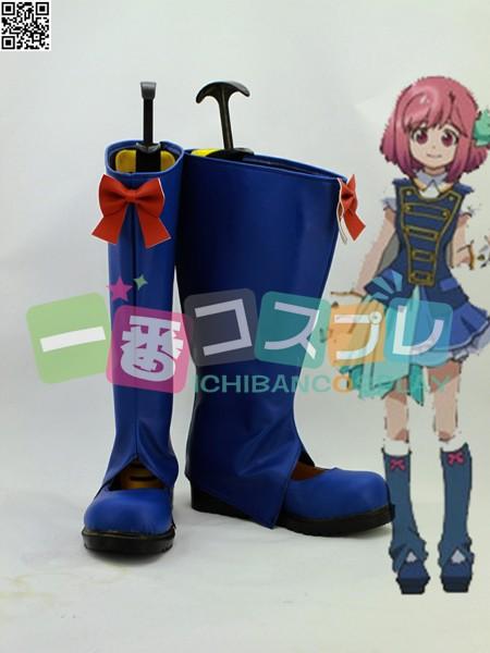 AKB0048 本宮凪沙 コスプレブーツ/靴