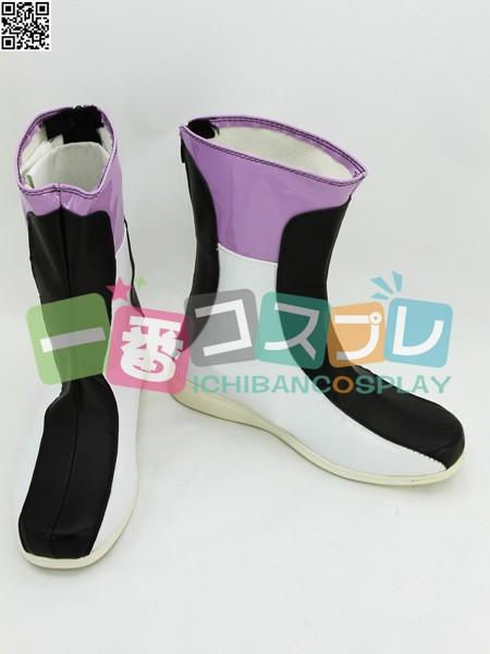 機動戦士ガンダム00 刹那・F・セイエイ コスプレブーツ/靴