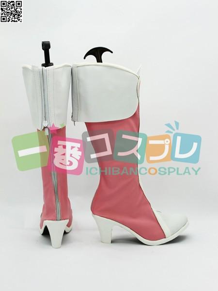 ドキドキ!プリキュア 相田マナ コスプレブーツ/靴2