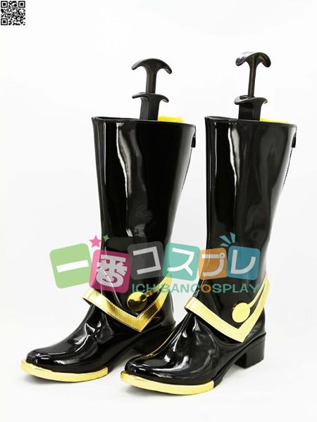 デート・ア・ライブ 夜刀神十香 コスプレブーツ2