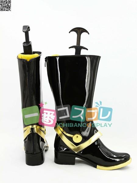 デート・ア・ライブ 夜刀神十香 コスプレブーツ3