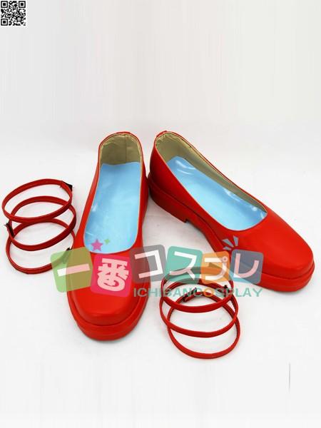 東方Project プロジェクト レミリア・スカーレット コスプレ靴2