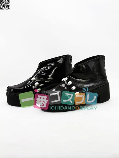 ONE PIECE ワンピース ブルック コスプレ靴2