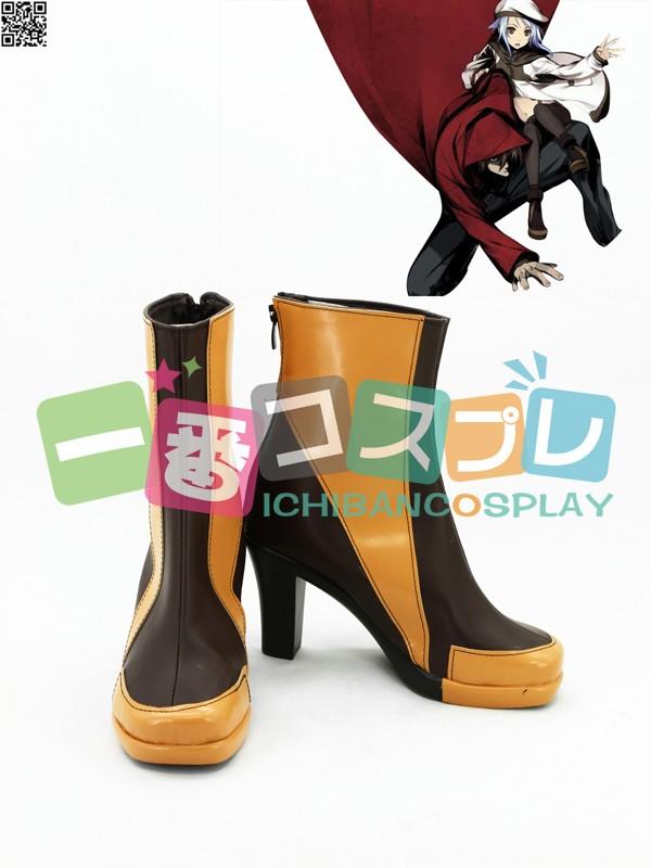 ギルティクラウン ロストクリスマス キャロル コスプレ靴1