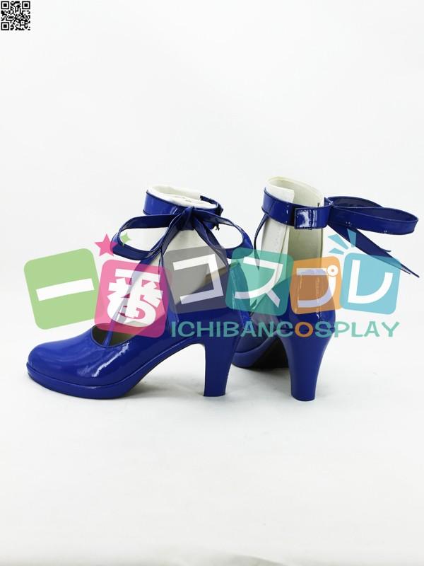 ボーカロイド vocaloid セブンスドラゴン2020 SeventH-HeaveN 初音ミク コスプレ靴3