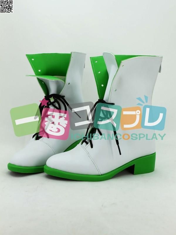ボーカロイド vocaloid Synchronicity ~巡る世界のレクイエム~ GUMI コスプレ靴2