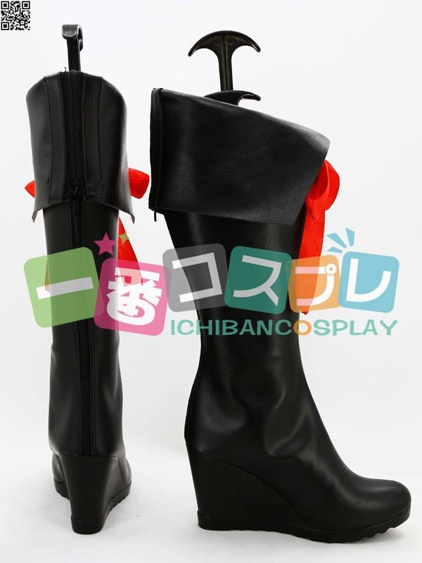 AKB0048 前田敦子 コスプレブーツ3