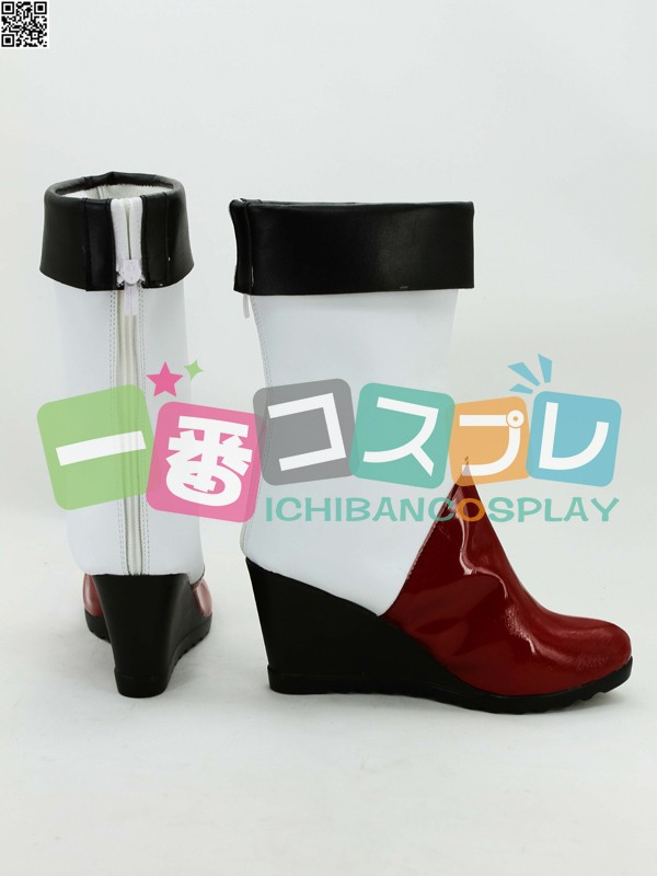 BLAZBLUE ブレイブルー ライチ=フェイ=リン コスプレ靴3
