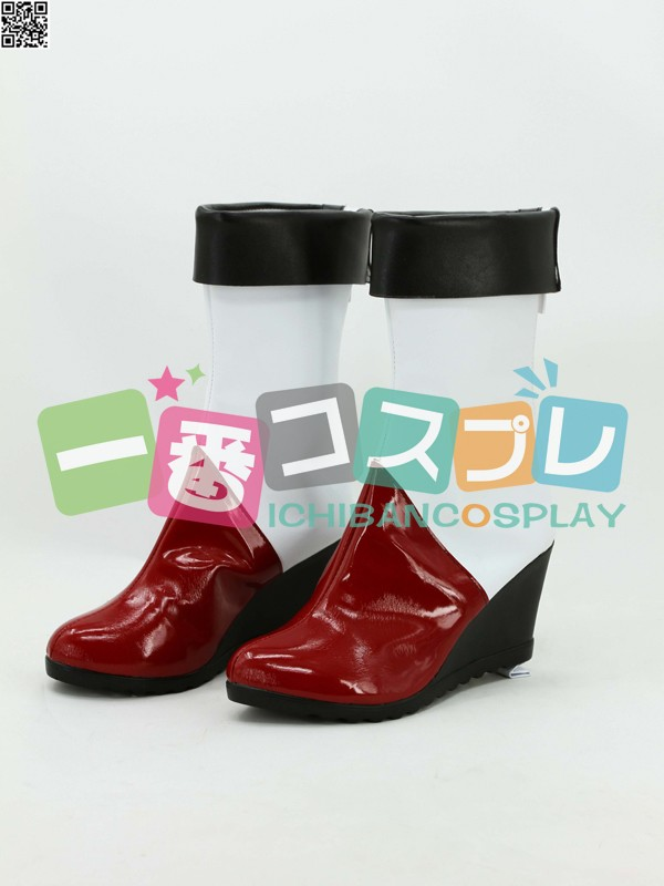 BLAZBLUE ブレイブルー ライチ=フェイ=リン コスプレ靴2