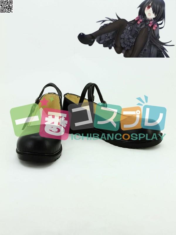 デート・ア・ライブ 時崎狂三 コスプレ靴1