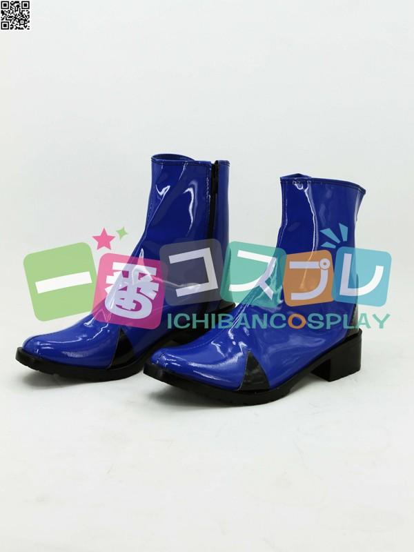 EVA 新世紀エヴァンゲリオン 碇シンジ コスプレ靴2
