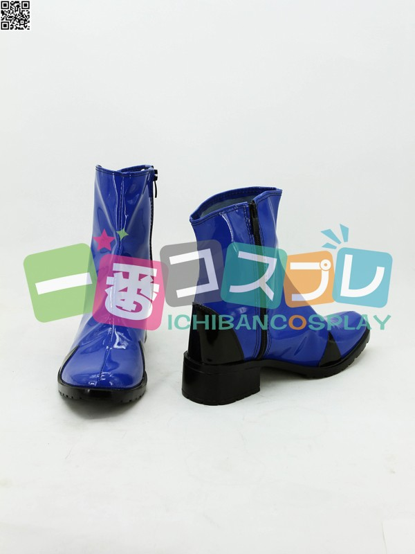 EVA 新世紀エヴァンゲリオン 碇シンジ コスプレ靴3